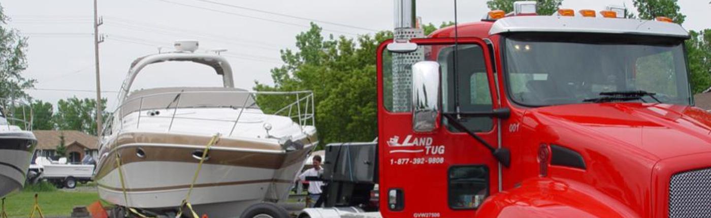 Landtug Marine Transportation Boat Transport Boat Shipping